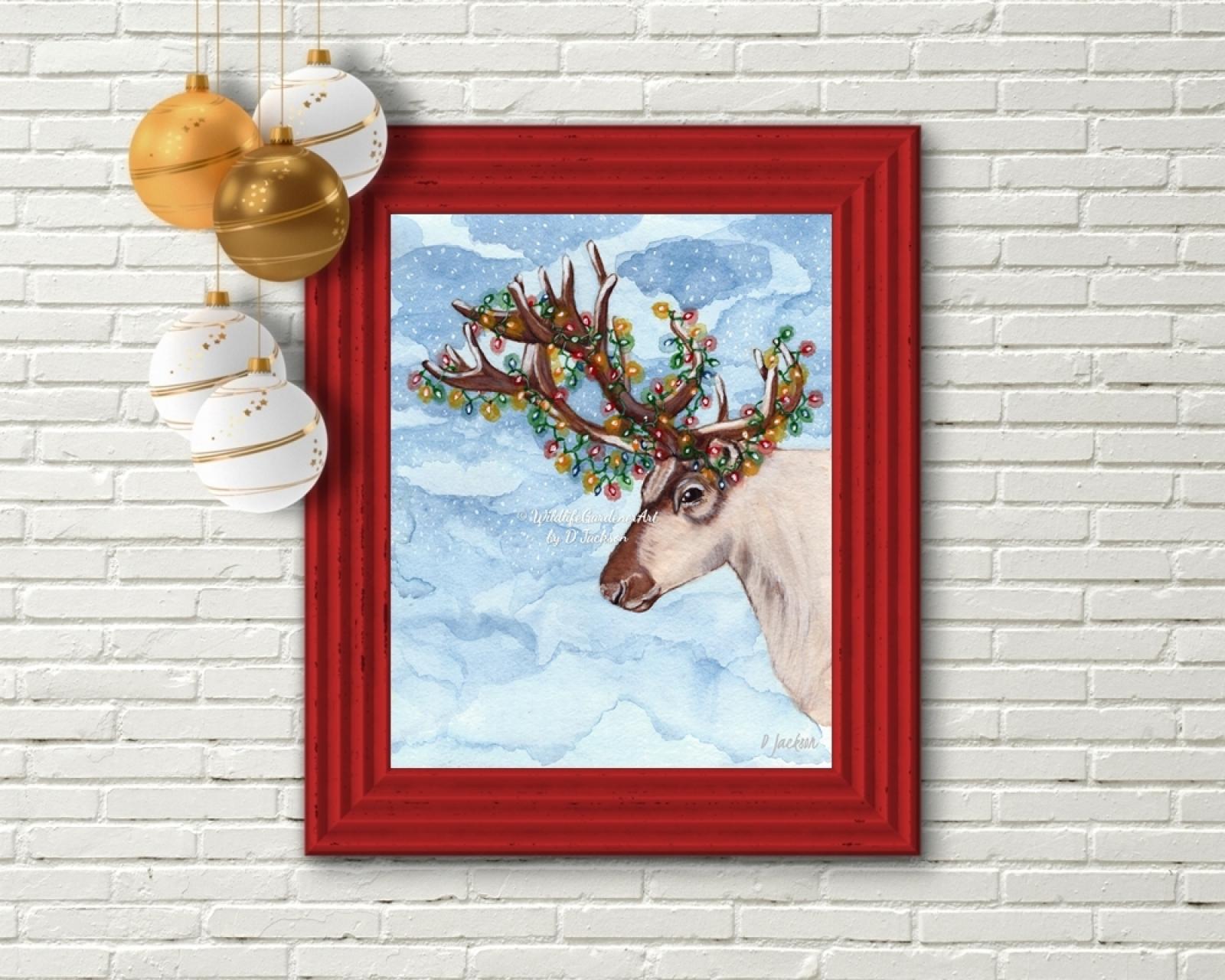 Whimsical Christmas Cards